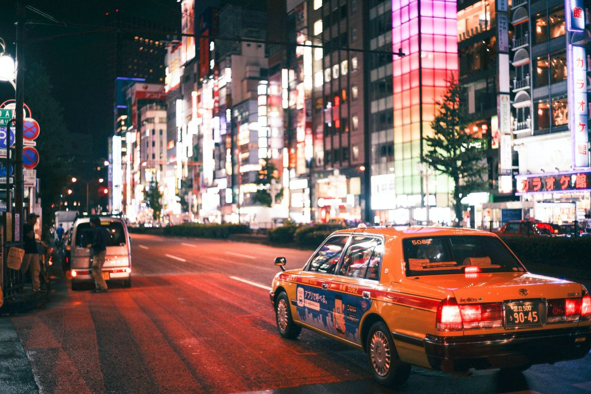 Japanese government announces that taxis in Tokyo can refuse passengers without masks