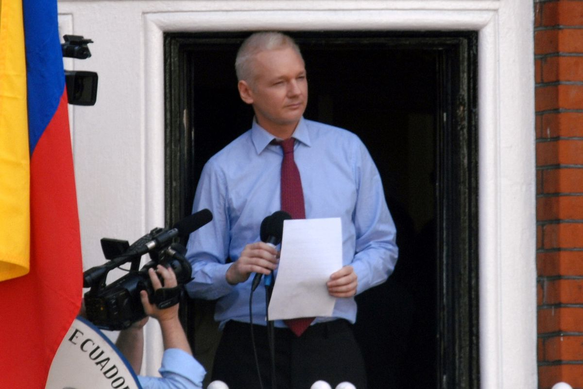 Assange's lawyer says in court Trump offered to pardon the Wikileaks founder