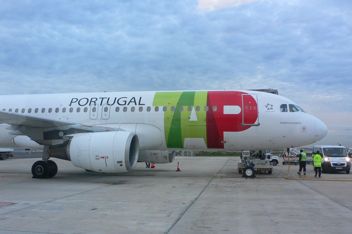 Portugal suspends flights from Brazil