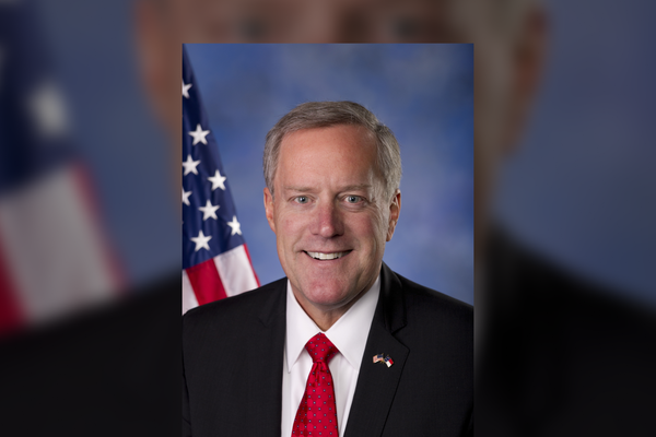 Official portrait of Rep. Mark Meadows