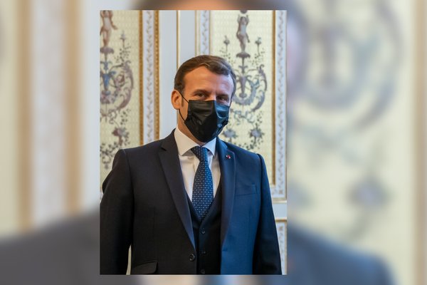 French President Emmanuel Macron is Covid-19 positive
