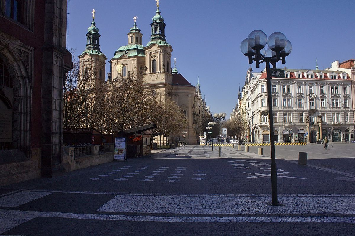 Czech Republic enters partial lockdown, schools and bars closed