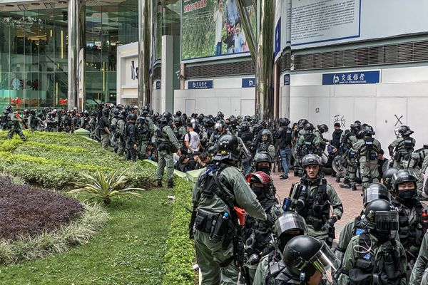Hong Kong police has arrested 53 pro-democracy activists