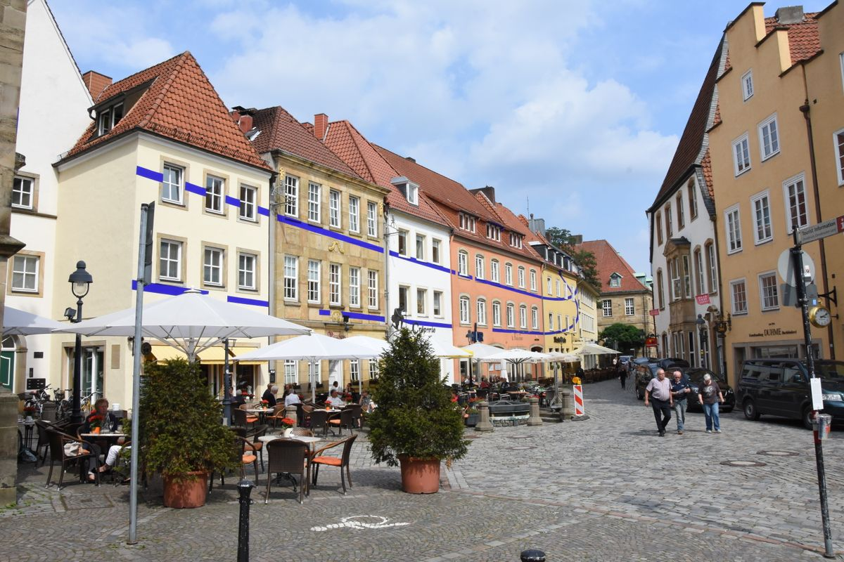 District court Osnabrück: 2 years probation for embezzlement