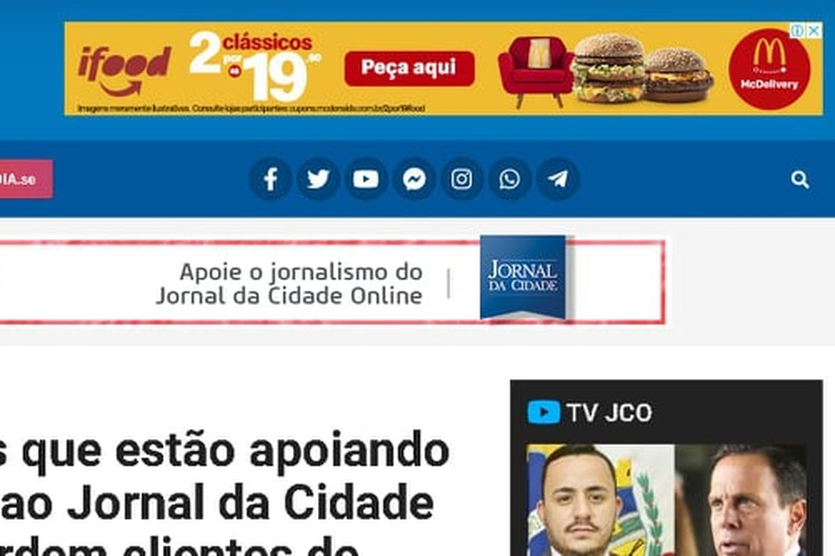 Sleeping Giants in Brazil reaches 140,000 followers and aims to cut revenue from sites promoting misinformation