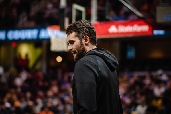 NBA player Kevin Love commits $500k for mental health efforts