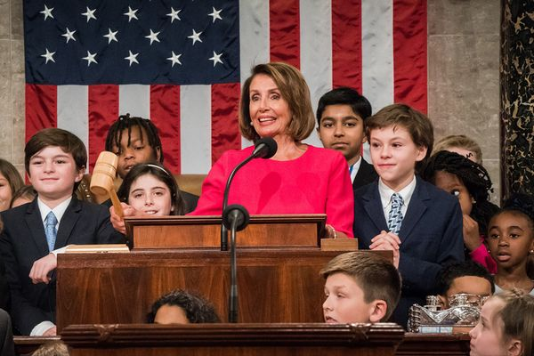 Pelosi says portraits of former Confederate House speakers to be removed