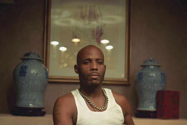 Rapper DMX has heart attack