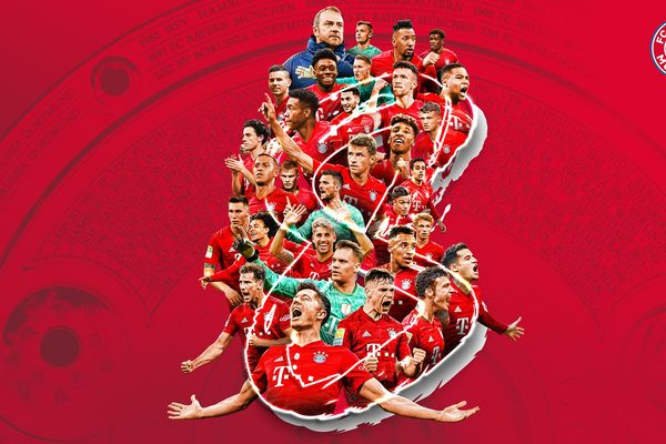 Bayern beats Bremen and takes its eighth straight Bundesliga title
