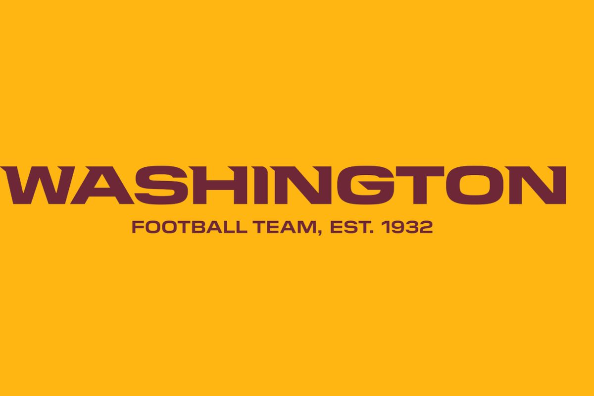 Washington Redskins announces it will be called 'Washington Football Team' pending the decision of a new name